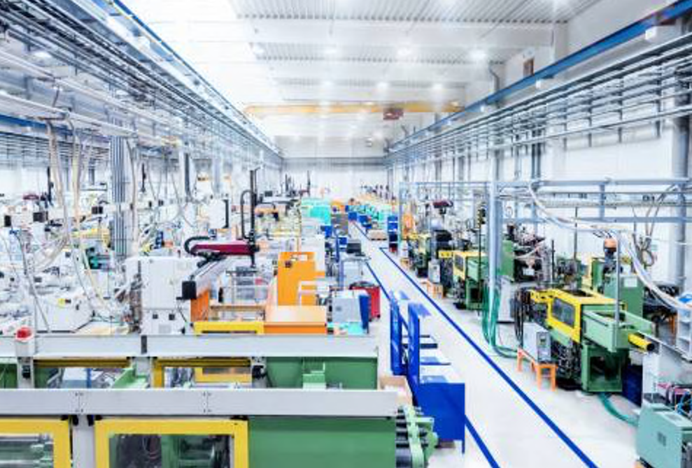Transforming Industrial Equipment and providing manufacturers with the flexibility to deliver connected and customized robotics and 3D printing