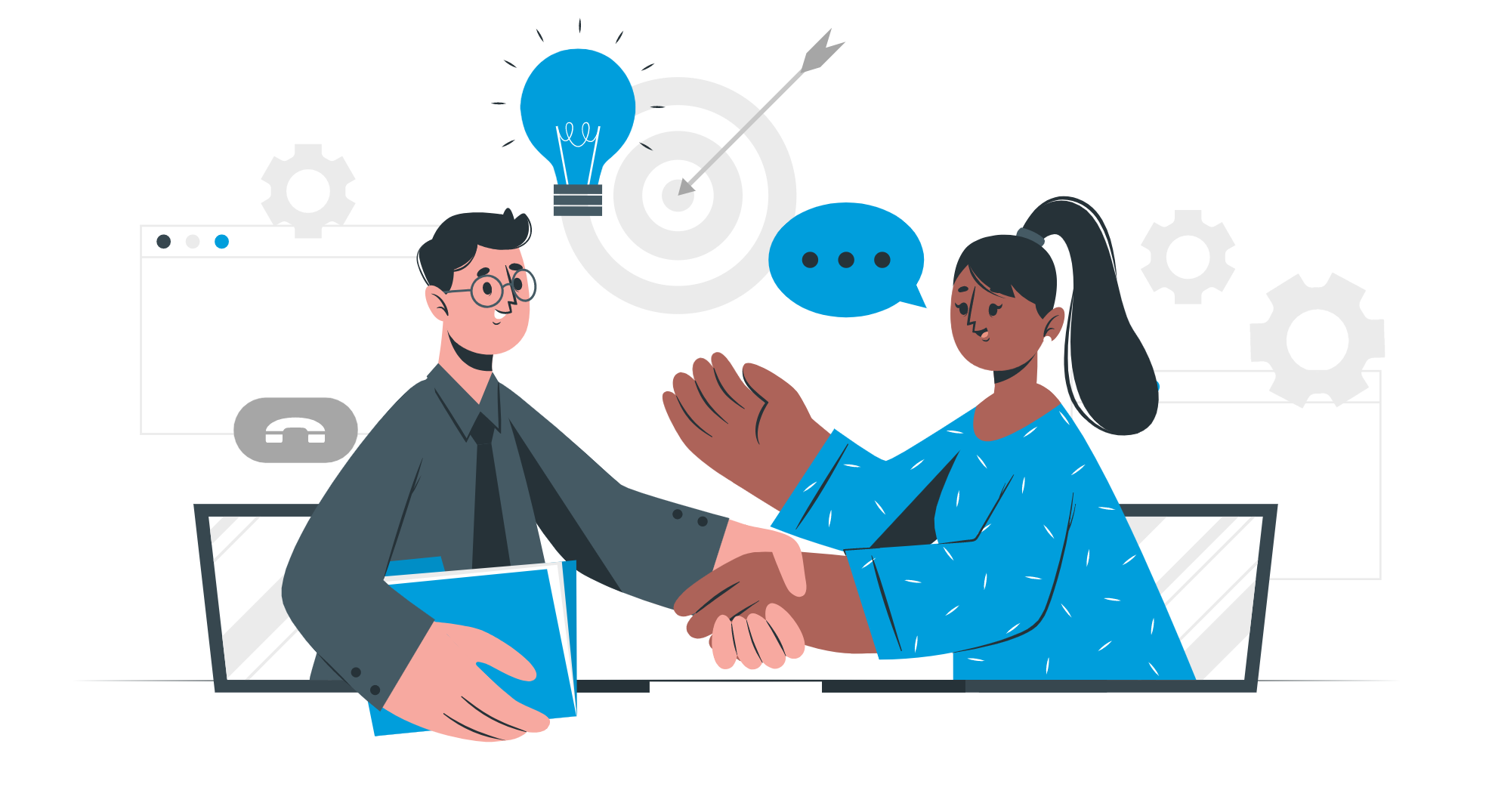 Collaborate and manage your data with your team and others